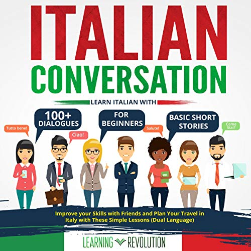 Italian Conversation: 100 Dialogues